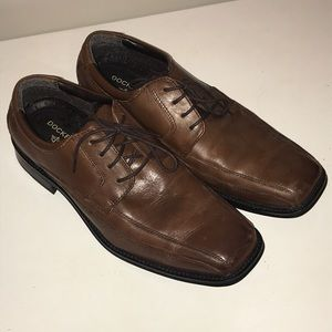 Men's Dockers casual lace up shoes 9 1/2
